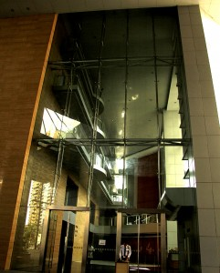 one corporate centre Entrance